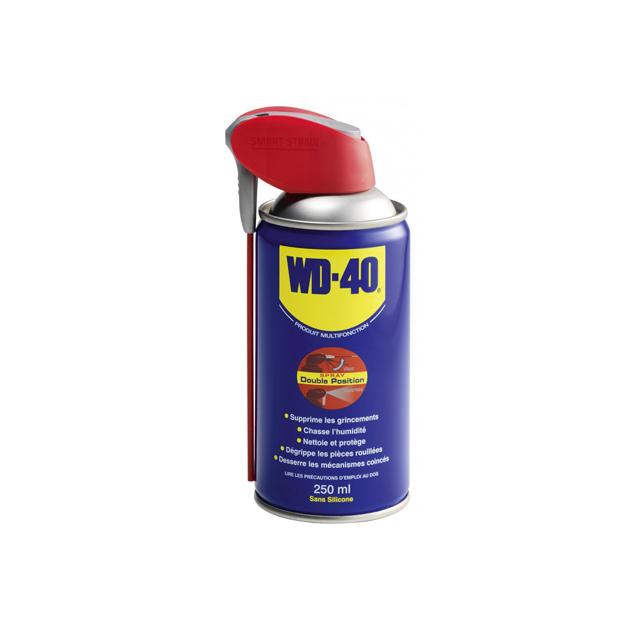 SPRAY DOUBLE POSITION* WD-40