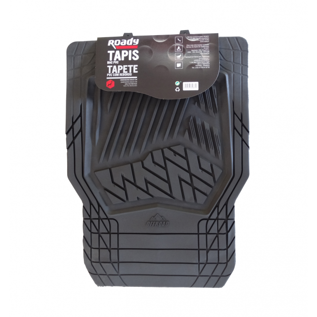 1 TAPIS PVC BAC ROADY