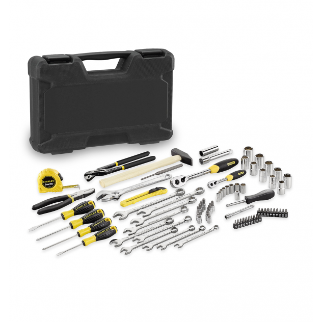 COFFRET 64 OUTILS STANLEY
