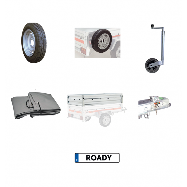 PACK TOUT EQUIPE ROADY 150