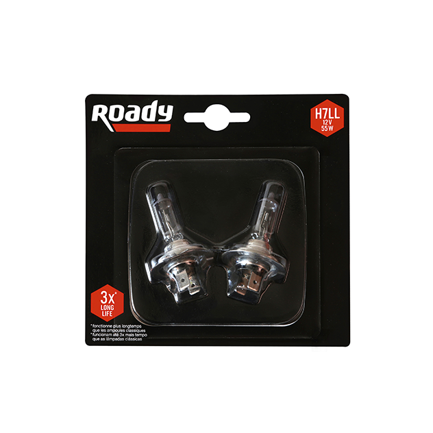 GAMME D'AMPOULES ROADY
