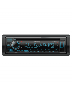 AUTORADIO CD BLUETOOTH* KENWOOD