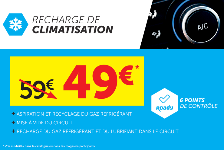 Offre climatisation OP07