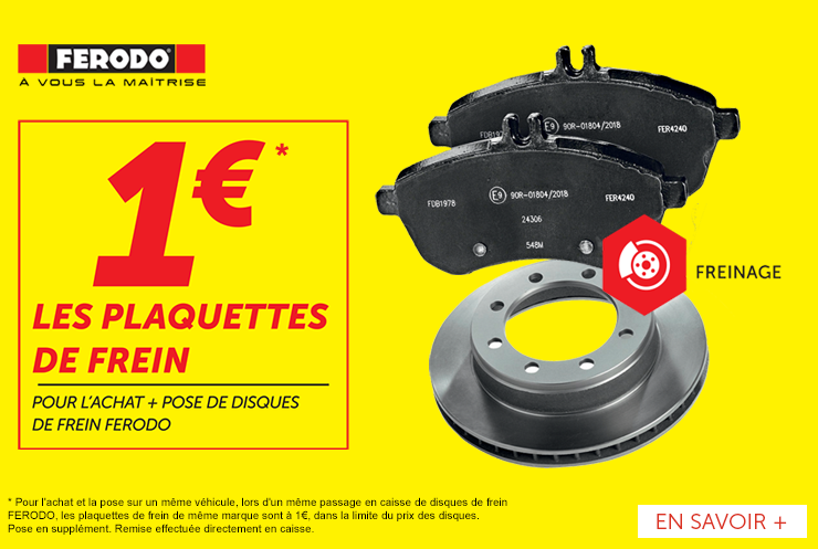 Offre freinage OP01