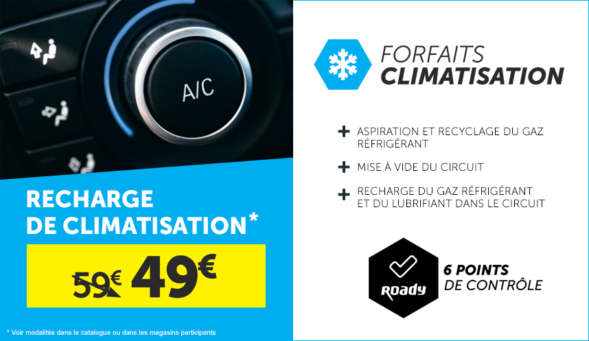 Offre climatisation OP06