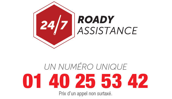 numero roady assistance